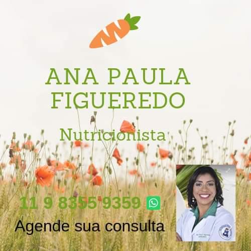 Nutricionista Ana Paula Fiqueredo Quilos mortais